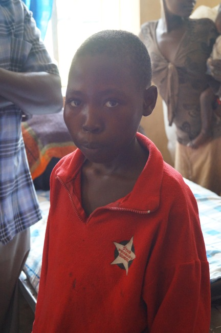 Sweet Jane. The team was able to help provide food and medical care for her by donations.